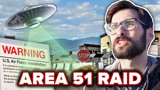 We Went To The Area 51 Raid