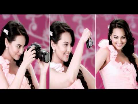 Sonakshi Sinha in Dabur Gulabari Tv Advertise...