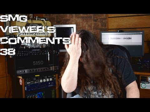 SMG Viewer's Comments #38 - Why Mic An Amp?