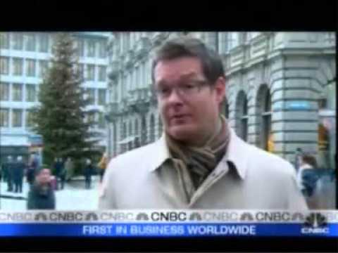 CNBC.com News - featuring Swiss luxury watch Maurice de Mauriac -Zurich