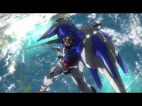 Mobile Suit Gundam 00 Season 2 Opening 2 Creditless