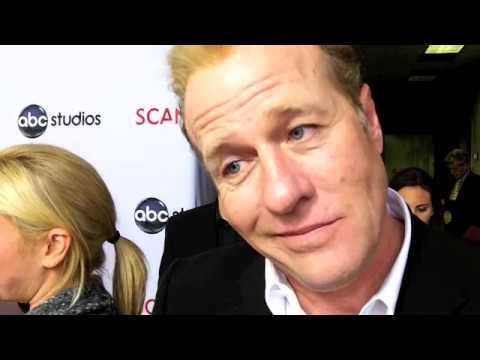 Gregg Henry Talks SCANDAL