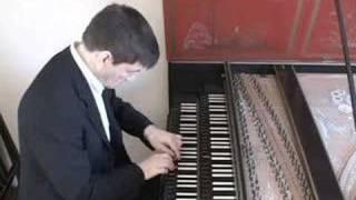 Domenico Scarlatti, Sonata in d minor, K. 1