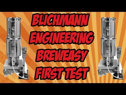 Blichmann BrewEasy Electric Brewing System First Test   Beer Geek Nation Craft Beer Reviews