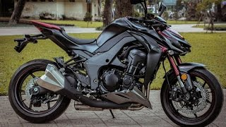 """[XEHAY.VN] Kawasaki Z1000 bản xuất Âu """"đẹp hút hồn"""" tại Thủ Đô"""
