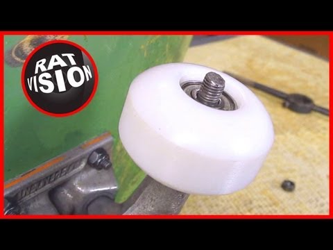 Fix Truck Axle Threads On Skateboard & Longboard
