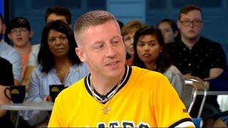 Macklemore on shooting a music video with his 100-year-old grandmother