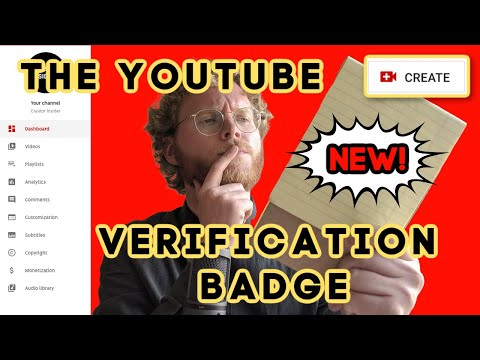 The NEW YouTube Verification Badge: Everything You Need to Know!