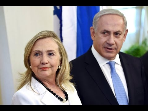 Hillary Refuses To Call Slaughter Of Palestinian Civilians 'Disproportionate'