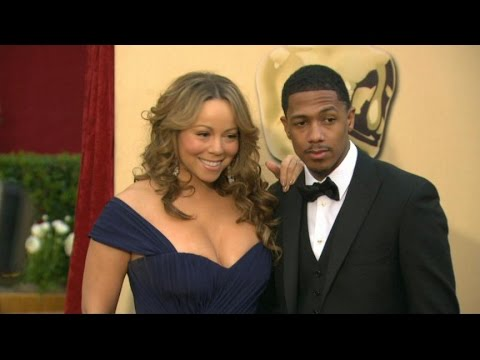 Nick Cannon, Mariah Carey Living Apart