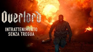 Overlord | Intrattenimento senza tregua Spot HD | Paramount Pictures 2018