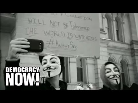 Hacker Group Anonymous Leaks Chilling Video In Case Of Alleged Steubenville Rape, Cover-up video