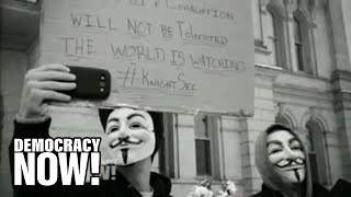 Hacker Group Anonymous Leaks Chilling Video in Case of Alleged Steubenville Rape, Cover-Up