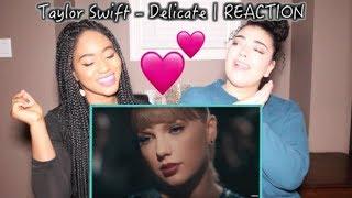 Download Lagu Taylor Swift - Delicate | REACTION Gratis STAFABAND