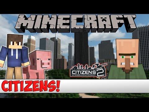 Minecraft Plugin Tutorial - Citizens NPC