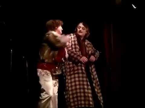 Ženitba aneb Gogol na stojáka