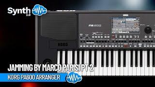 download lagu Korg Pa600 Arranger Performed By Official Korg Demonstrator Marco gratis