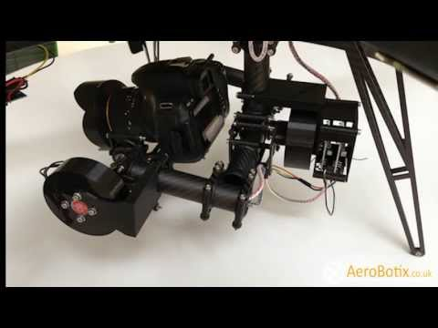 Converted Brushless Cinestar Freefly Gimbal, Not MoVi...