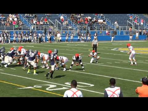 Lackawanna College Football Highlights