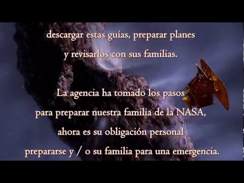 Mail de NASA a todos sus empleados.