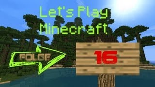 Lets play Minecraft together #16 automatische Pilzfarm (Teil 1) [GERMAN/DEUTSCH]