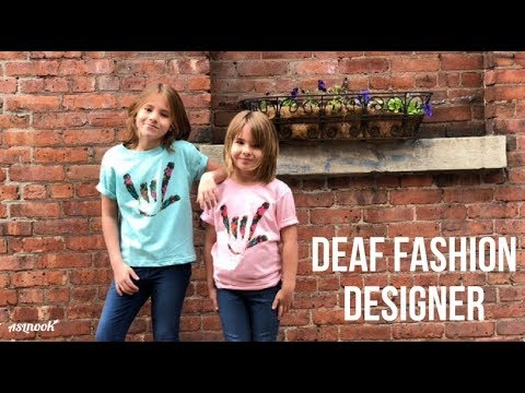 ASL Nook - Meet a Deaf Fashion Designer