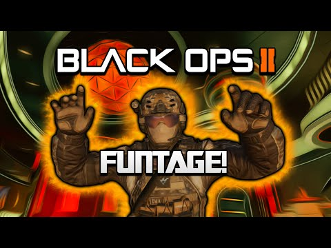 BO2 Funtage! - Black Ops 2 - (Modded Gamertag!, Modded Lobby, Breaded Chicken, And More!)