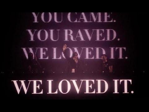 Shailendra Singh - Thanking all Sunburn fans at One Last Tour...