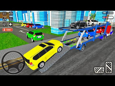 Download Lagu Transporter Games Multistory Car Transport (by LagFly) Android Gameplay [HD] MP3 Free
