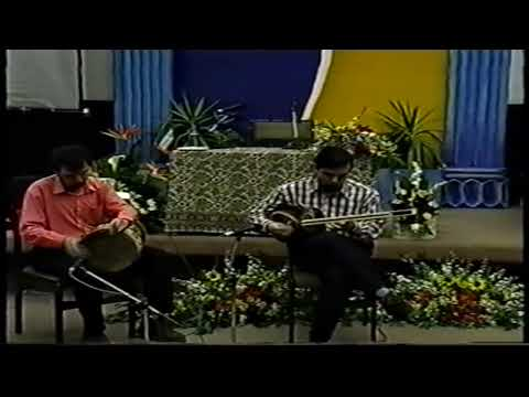 Persian Tar and Tonbak Duet in Dastgah Segah, Persische Musik