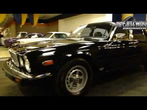 1987 Jaguar XJ6 Vanden Plas at Gateway Classic Cars - St. Louis Showro