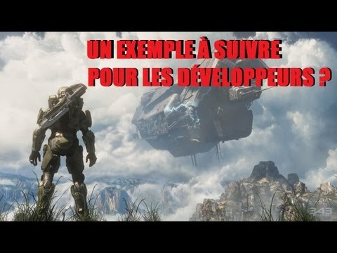Halo 4 : Un Exemple  Suivre pour les Dveloppeurs ?