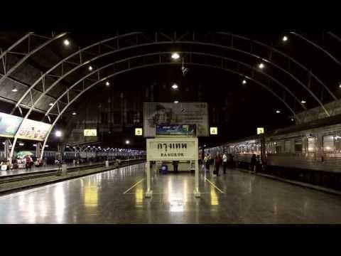 Thailand Train Travel – Bangkok to Surat Thani