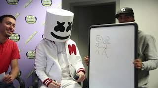 Download Song Marshmello - 10 Questions with Marshmello at 92 ProFM Free StafaMp3