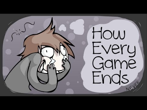 How Every Game Ends [League of Legends - Parody]