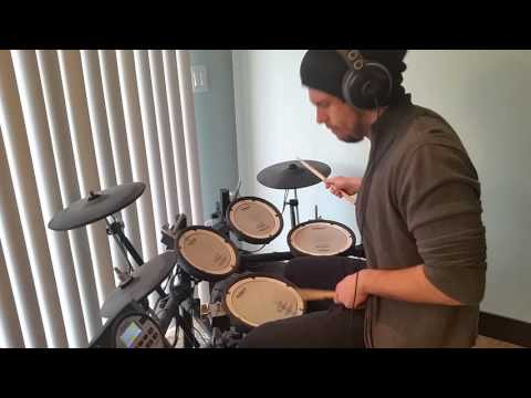 Professional Rapper - Lil Dicky ft Snoop Dogg - (Drum Cover)
