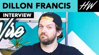 Dillon Francis Calls Calvin Harris And Says No Beef With DJ Snake | Hollywire