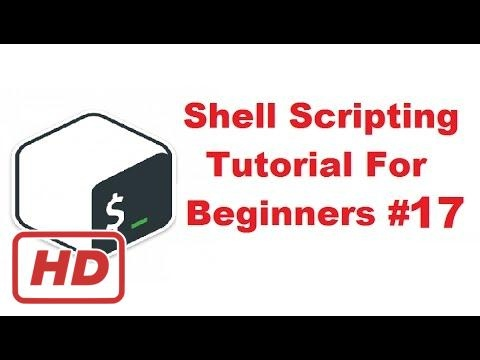 [Shell Scripting Tutorial] Shell Scripting Tutorial for Beginners 17 - Read a file content in Bash