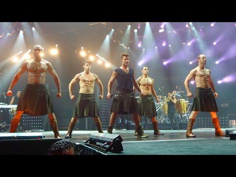 Ricky Martin - Dejate Llevar (It