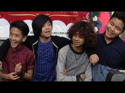 Acara Ulang Tahun Iqbal Coboi Junior - Was Was 30 Desember 2013 video
