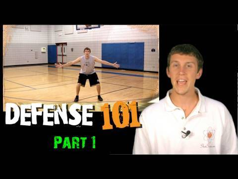 Be a Defensive STOPPER!! (Defense 101 - Part 1) -- Shot Science Basketball