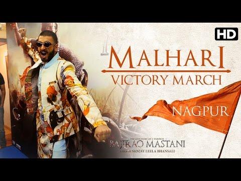 Malhari Victory March – Malhari Hits Nagpur | Bajirao Mastani