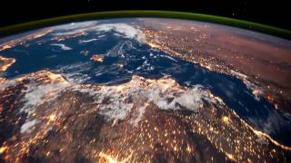 Nikon in Space: time-lapse view of the world   Nikon 100th Anniversary