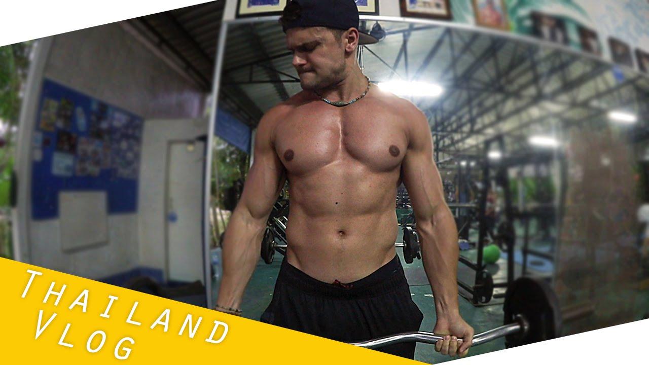 Freestyle Training im Oldschool Gym - Thailand #8