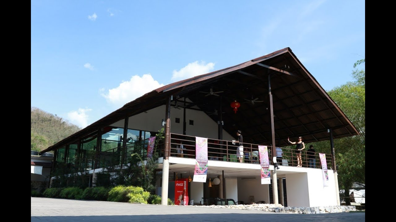 Simple Caravan Serai Private Exclusive Villas At Bentong Pahang Malaysia  YouTube
