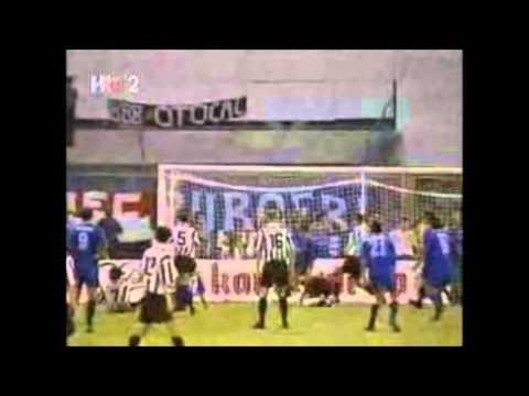 Radio Cibona sažetak Croatia Partizan 1997