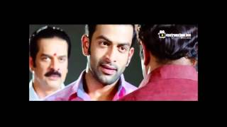 Simhasanam - SIMHASANAM Malayalam Movie Scene 3 Ft. Prithviraj, Siddique