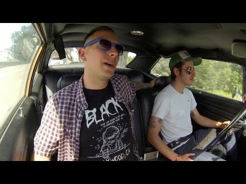 Skaters In Cars: Leo Romero