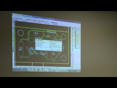 How to design a circuit board by Doug Paradis using KiCAD
