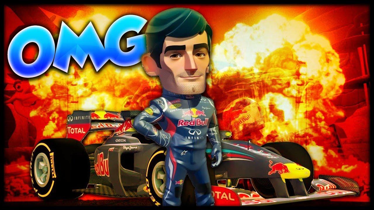 F1 RACE STARS: The New Mario Kart!